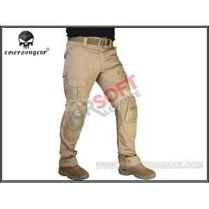 Pantalones Combate G3 EMERSON - Coyote