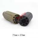 Bocacha SNT rosca 14mm +/-