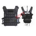 PACK Chaleco + Chest Rig - CONQUER