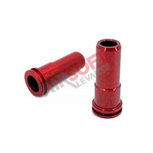Nozzle Metalico con junta torica - M4 (21.4mm) - RACCOON