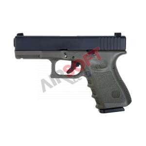 Pistola GLK23 SAIGO - Verde