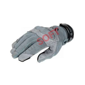 Guantes ARMORED CLAW gris - L