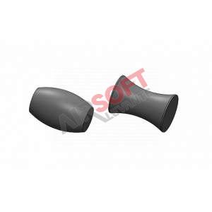 SET NUBS CNC - RETRO ARMS