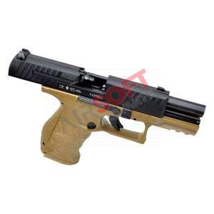 Walther PPQ GBB Bi-tono TAN - VFC