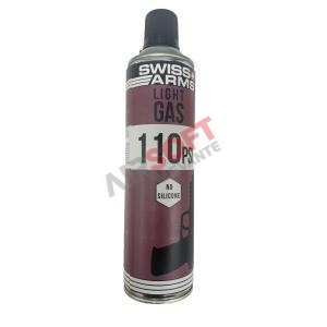 GAS SWISS ARMS LIGHT 110...