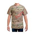 Camiseta Instructor Delta Tactics - Multicam
