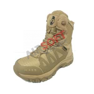 "Bota Immortal Warrior Black Ops 6"" Tan"