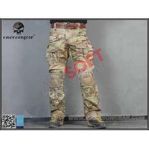 Pantalones G3 Combate EMERSON - Talla S-30 - Multicam