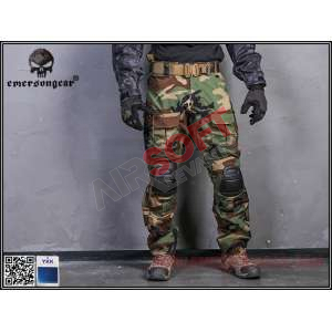 Pantalones Combate G3 EMERSON - Woodland