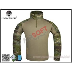 Camisa Combate G3 EMERSON - Multicam Tropic