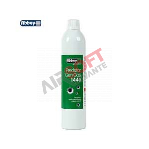 Gas Abbey Predator Gun 700ml - Verde