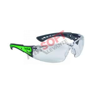 Gafas Bollé Rush+ Transparente Patilla Colores Verde